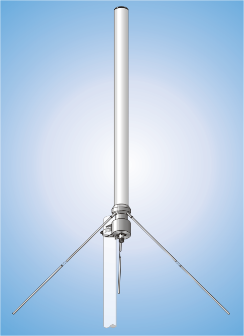 GP UKW, Ground Plane Antenna
