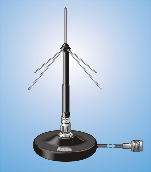 MA 900 GSM, Measuring Antenna for GSM